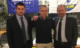 Emanuele Lombi nuovo coordinatore della Lega a Pollenza