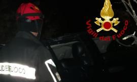Tragedia ad Ussita, 72enne precipita con l'auto dal monte Cornaccione e perde la vita