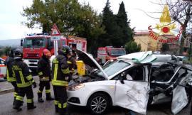 Incidente a Morrovalle: il 28enne resta in prognosi riservata