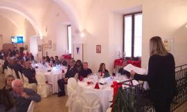 """Grande successo al Pranzo di Natale dell'istituto alberghiero """"Varnelli"""" di Cingoli"""