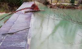 Guasto alla diga di Cingoli, onda di quattro metri sul Musone (FOTO)