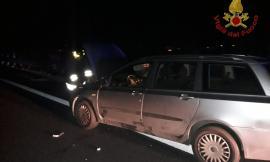 Incidente in A14 nella notte di Capodanno: un ferito a Torrette
