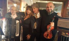 Capodanno in riva al mare con il violinista dei Nomadi a Porto Potenza