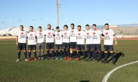 Il Tolentino batte la Sangiustese nel derby: terza vittoria consecutiva