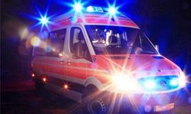Morrovalle, ciclista investito da un'auto: trasportato a Torrette in codice rosso