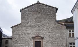 """Pioraco, riapre la chiesa di San Vittorino: """"Un grande passo in avanti per la comunità"""""""