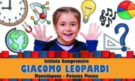 Potenza Picena e Montelupone: OpenDay all'Istituto Comprensivo Leopardi