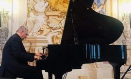 Tolentino, Master Piano Festival al Politeama: in concerto Piero Di Egidio