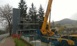 Muccia, ricostruzione post-sisma: prossima apertura della sopraelevata pedonale