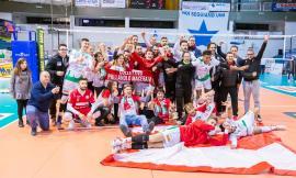 Grande reazione della Menghi Macerata: 3-1 a Tuscania