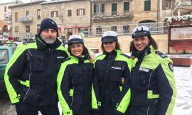 Montemonaco, la Polizia Locale festeggia San Sebastiano