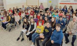"""Recanati, cerimonia di apertura della cooperativa scolastica """"Recooperanti"""""""