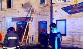 Incendio a Servigliano: dopo gli esami, colpo di scena. La mamma accusata di omicidio