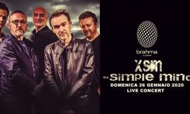 Civitanova: il rock autentico dalla Scozia degli XSM Ex Simple Mind in concerto al Brahma (VIDEO)