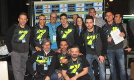 In 200 alla cena per Baldassarri: il pilota lancia la sfida al prossimo mondiale di Moto2