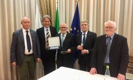 Rotary Club di Macerata: al professor Rino Froldi il Premio Marchesini 2020