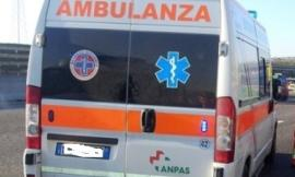 Corridonia, incidente in superstrada: carreggiata chiusa al traffico