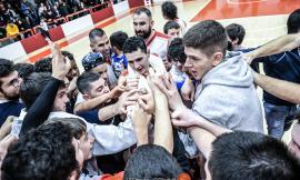 Basket, Macerata espugna San Severino e si conferma al primo posto