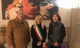 San Severino, il sindaco Piermattei riceve l'Ambasciatore del Messico presso la Santa Sede