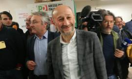 Macerata, Narciso Ricotta vince le primarie del centrosinistra (FOTO)