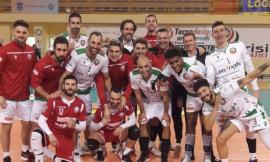 Volley, Macerata centra la terza vittoria in fila: Modica k.o in 3 set