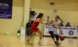 Basket, la Feba Civitanova torna alla vittoria: schiantata Roma