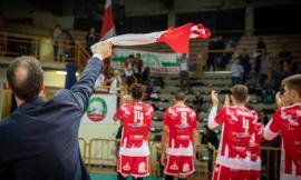 Volley, a Roma insieme al Collettivo per sostenere la Menghi Macerata