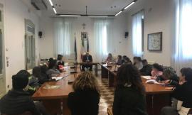 Porto Recanati, a lezione di Educazione Civica dal Sindaco