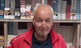 San Ginesio in lutto per la scomparsa dello storico tabaccaio Mario Guglielmi