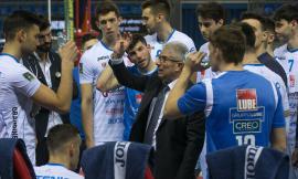 """GoldenPlast Civitanova, botta e risposta con il tecnico Gianni Rosichini: """"A Cuneo dovremo far vedere tutta la nostra personalità"""""""