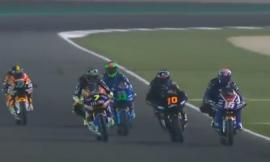 Moto 2, rimonta da urlo per Baldassarri: secondo posto in Qatar