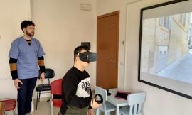 """Montecosaro, l'ausilioteca """"Lo faccio da solo"""": realtà virtuale a servizio della disabilità"""