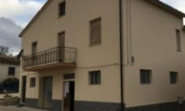 San Severino, post-sisma: torna agibile un'abitazione in località Isola