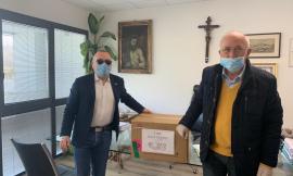 La Pro Loco di Macerata dona 1000 mascherine all'Area Vasta