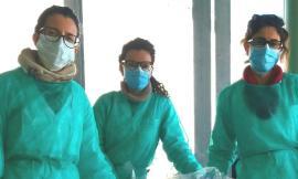 Camerino, il Lions Club Matelica dona all'ospedale confezioni di gel disinfettante