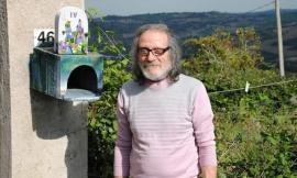 """Urbisaglia, Carlo Iacomucci ricorda Ugo Caggiano: """"Artista raffinato e geniale"""""""