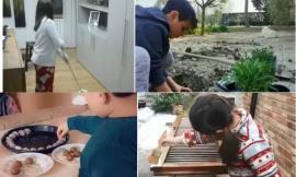 Potenza Picena, il lockdown visto dai bambini: il video degli alunni della III A della scuola elementare