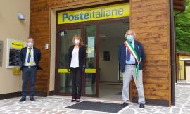 """Visso, riapre l'ufficio postale: """"Un  segno di rinascita per il territorio"""""""