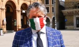 Tolentino, scatta l'obbligo della mascherina: sanzioni fino a 500 euro per i trasgressori