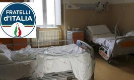 """Cingoli, Fratelli d'Italia: """"No allo smembramento dei piccoli ospedali, ripartiamo dal territorio"""""""