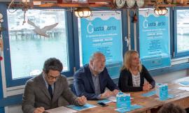 GustaPorto salpa a Civitanova per l'edizione 2020: tra le novità l'asta digitale da casa e un cartoon