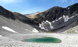 Lago di Pilato, acque in calo per effetto del cambiamento climatico e del sisma