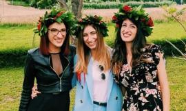 Montefano, la laurea ai tempi del Covid-19: tre dottoresse dal salotto di casa