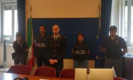 Macerata, cambio alla guida della squadra mobile: arriva il commissario capo Matteo Luconi