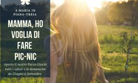 """Treia, """"Mamma, ho voglia di fare pic-nic"""": relax all'aria aperta a Santa Maria in Piana"""