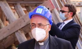 """Visso, Monsignor Massara: """"la ricostruzione non è mai partita, Legnini darà un nuovo impulso"""""""