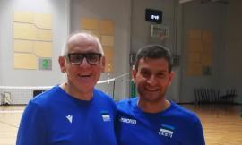 Volley, due marchigiani alla guida della nazionale estone: nuova avventura per Micelli e Pigliacampo