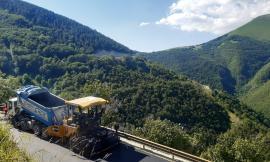 """Strade, riapre la provinciale """"Pian Perduto"""":  ripristinato il collegamento Marche-Umbria"""