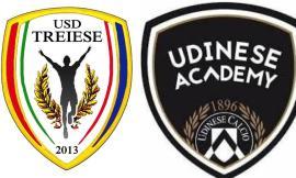 Treiese e Udinese ancora insieme nella stagione 2020/21: prosegue il rapporto di affiliazione