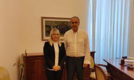 """San Severino, incontro con il commissario Legnini sul nuovo Itts Divini:""""Soluzioni entro una settimana"""""""
